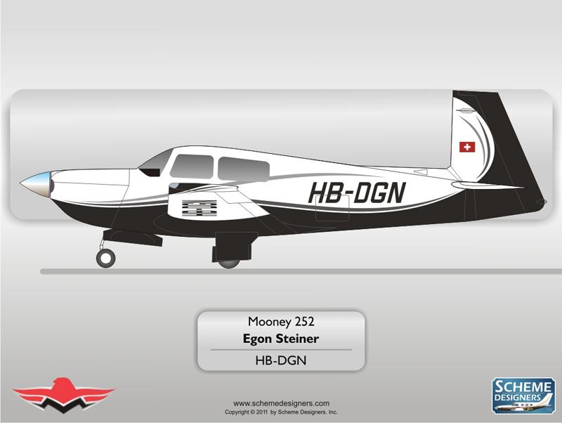 Mooney 252 HB-DGN
