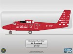 Air Greenland Twin Otter OY-POF