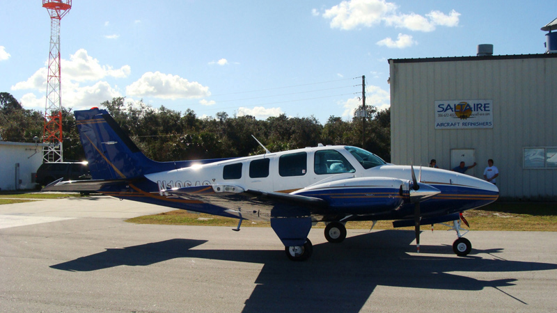Baron58-N1064C-Photo1
