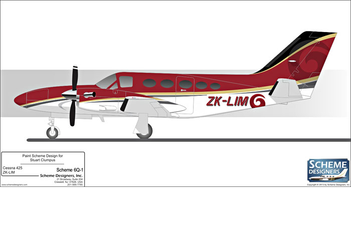 Scheme Designers • Custom Aircraft Paint Schemes and Vinyl Designs for All Types of Aircraft