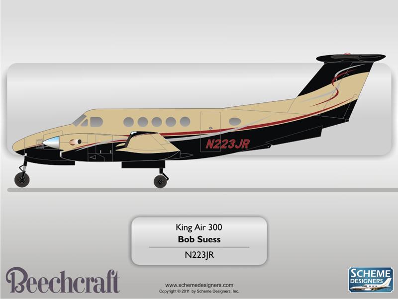 Beechcraft King Air 300 N223JR